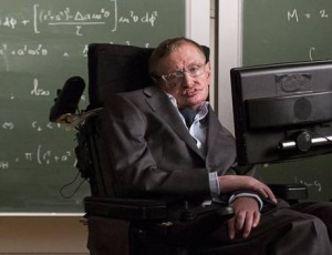 Hawking. Bild independent.co.uk
